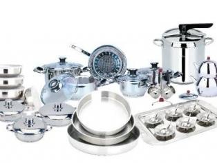 Metal Kitchen Utensils Sector Galeri
